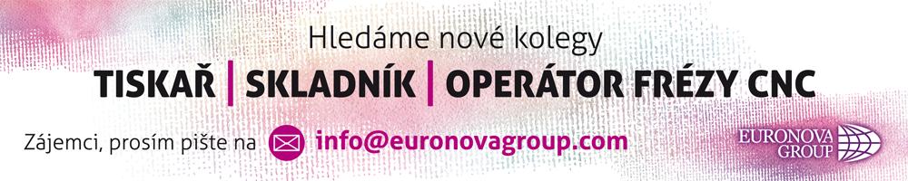 personální tiskař euronova group kat