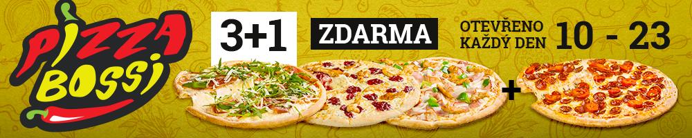 Pizza bossi kategorie